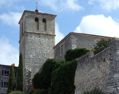 Torre de la Iglesia Montemayor de Pililla